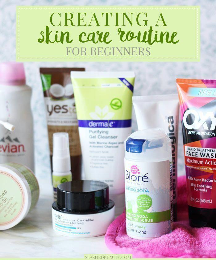 So erstellen Sie eine Hautpflege-Routine für Anfänger – Great skin:)