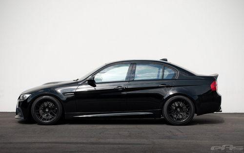 BMW E90 M3 APEX Vorsteiner VF. Jawohl, baby.