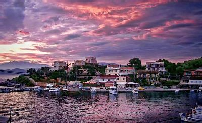 kassiopi harbour - Google Search