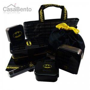 Collection de bento Batman / Batman bento box collection