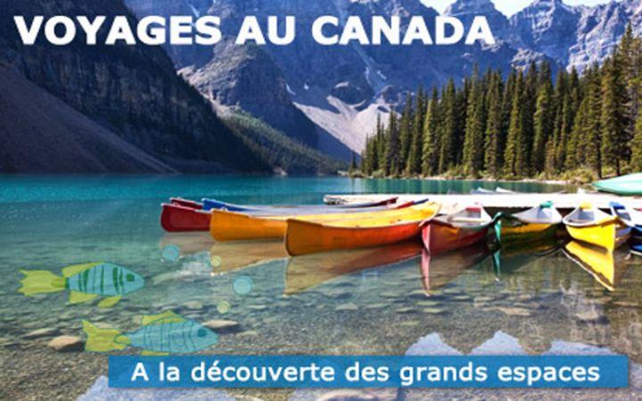 Carte-cadeau de train pour aller à la découverte du Canada