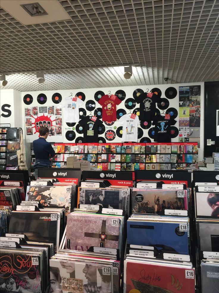Exploring for some vinyl at Fopp, Nottingham  photography by Georgia Bennett (Instagram: georgia.erb) fopp. HMV. Vinyl. Music. CD. Shop. Shopping. Exploring. Travel. Nottingham.