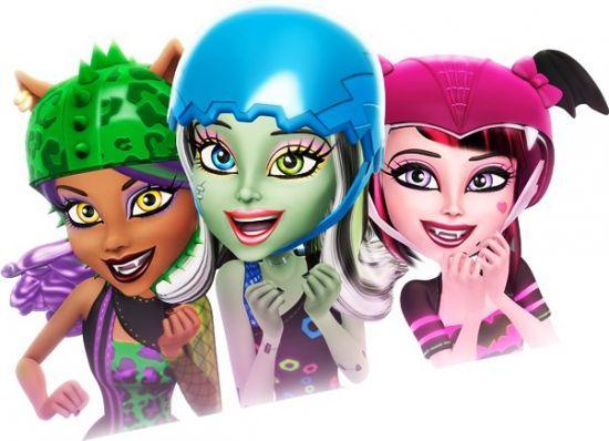 Monster High Friday Night Frights le film en français - Les reines ...
