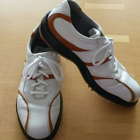 Ecco woman's golf shoes size 11 white Ecco golf shoes Ecco Shoes