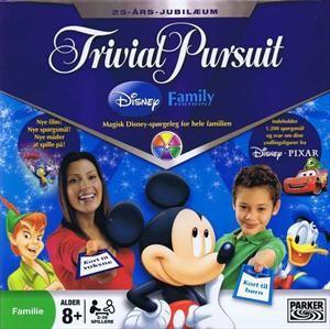 Læs om Trivial Pursuit Disney.