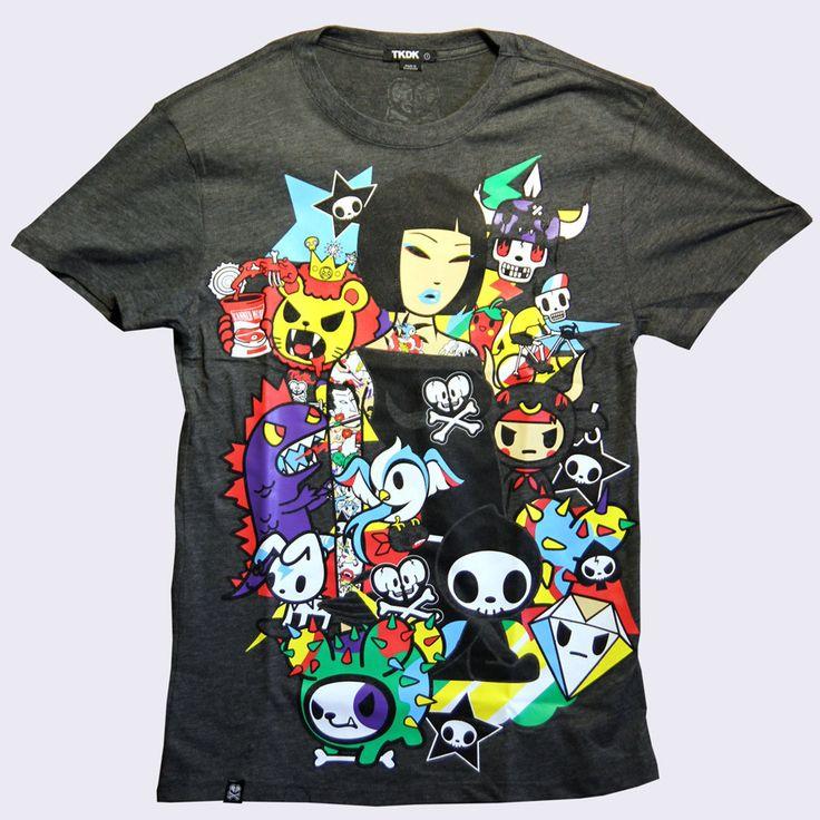 Tokidoki - Wanna Do T-shirt
