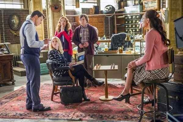 Its a Wonderful Movie - Your Guide to Family Movies on TV: Signed, Sealed, Delivered - the Hallmark Channel Television Series