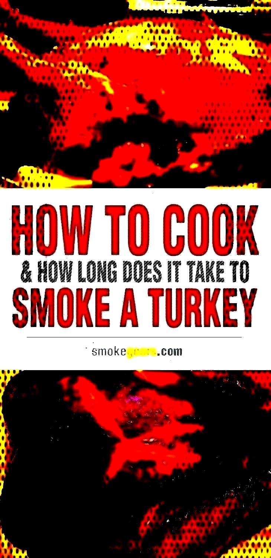 moreloncook websitehow turkeyyou smokehow moreand