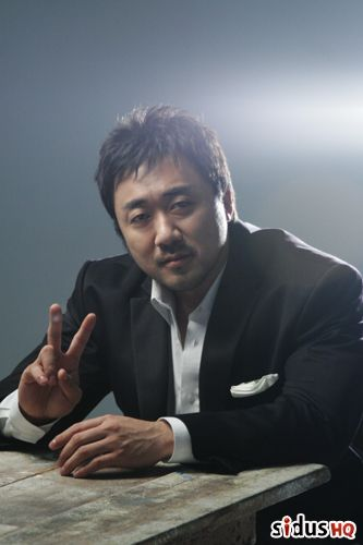 Ma Dong Seok (마동석, Korean Actor)