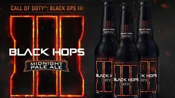 La empresa cervecera australiana Black Hops Brewing presentó la cerveza oficial de Call Of Duty: Black Ops 3 que saldrá a la venta desde el próximo 2 de noviembre