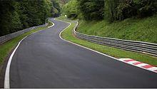 The Nürburgring Nordschleife