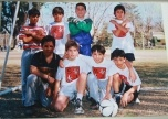 At 9 years of age I used to play with my school San Jose Artesano