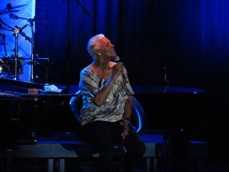 Jedyna, wyjątkowa, niepowtarzalna! DIVA! Dionne Warwick wystąpiła na jedynym koncercie w Polsce podczas Ladies' Jazz Festival 2013 w Gdyni!