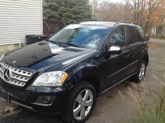 2009 Mercedes-Benz ML350 4MATIC - Price US$ 27.000,00  carros de segunda mano en venta