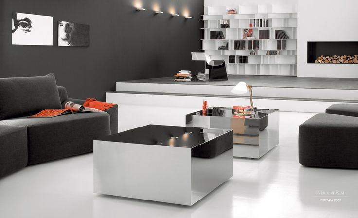 Coffee table Dadox by Cattelan Italia S.p.A. Different colors in your choice. Material - steel. Журнальный столик Dadox от итальянского производителя Cattelan Italia S.p.A. Цветовая гамма по каталогу производителя. #designinterior #interior #pouffe #mebelmr #furniture