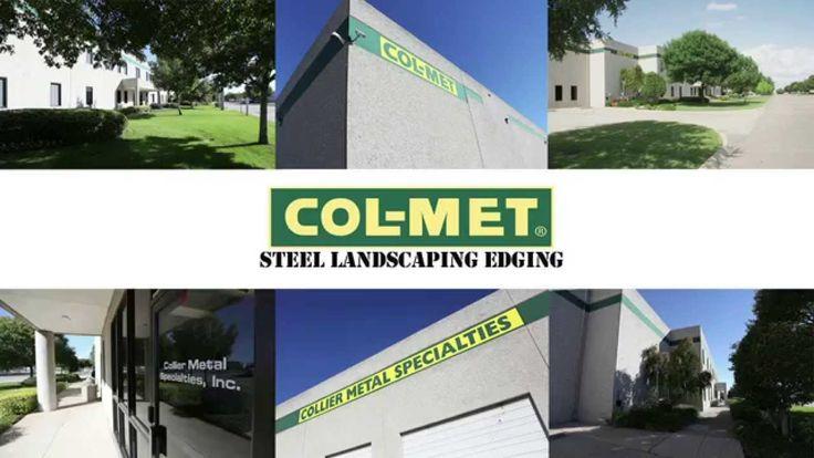 Col Met Steel Landscape Edging Accessories Steel Edging 400 x 300
