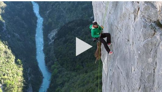 Exploring the Birthplace of Sport Climbing in Europe's Grandest Canyon