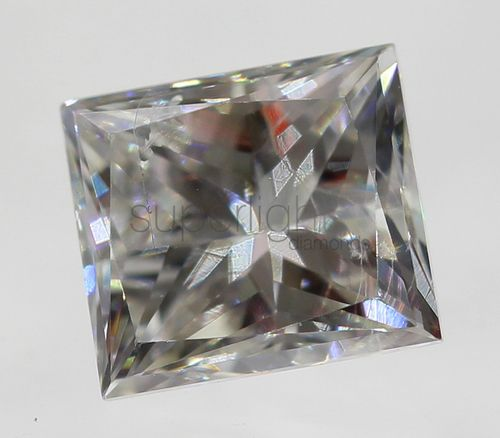CERTIFIED 0.27 CARAT F COLOR SI1 PRINCESS BUY LOOSE DIAMOND 3.59X3.22MM VG VG *360 VIDEO & PROFESSIONAL IMAGES INSIDE