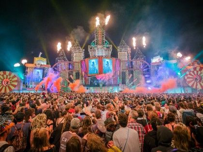 The Revolution Starts Now – Grab your tickets for BoomTown Fair #boomtownfair #musicfestivals