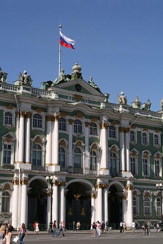 Winter Palace, St. Petersburg