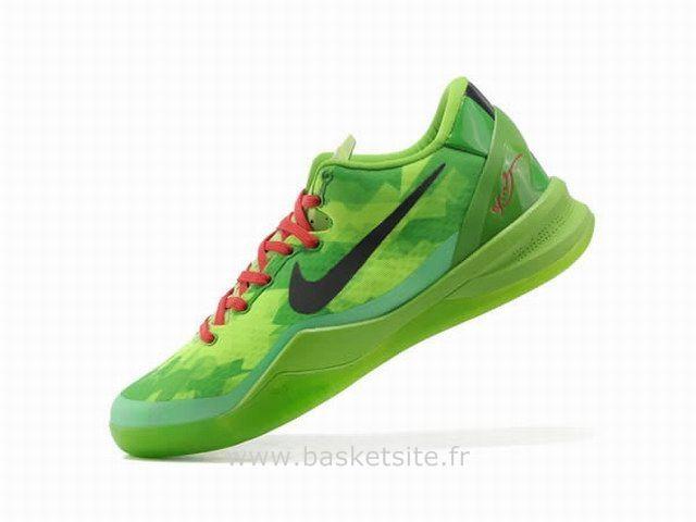 Nike Kobe 8 Grinch Basket Nike Pour Fille