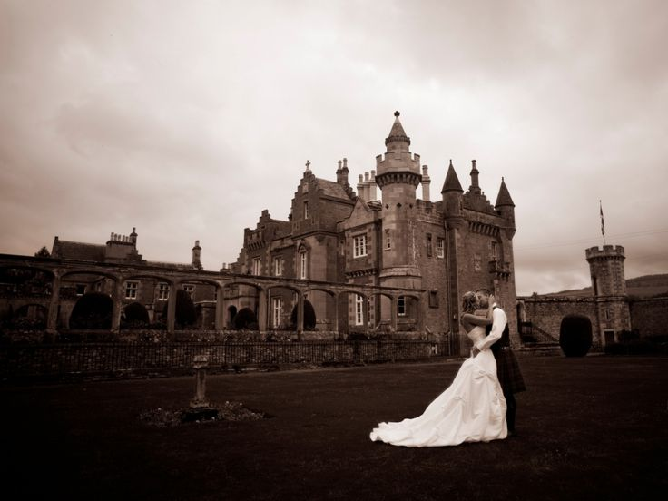 Abbotsford House Near Melrose In The Scottish Borders Wedding VenuesWedding