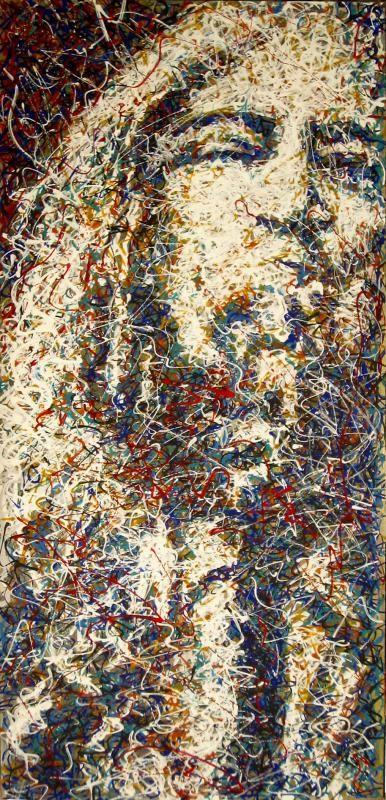 """""""PATTI SMITH"""" Pittura, Acrilico, MDF, 26 x 60 cm, 2009  contatti: studio.montanaro.mt@gmail.com tel.0835 312459  Studio Montanaro  vendita quadri realizzazione di serigrafie originali su tela, ritratti su commissione firmati Antonio Montanaro  leggi l'articolo on-line per conoscere l'artista : """"ARTE: Una sinfonia di colori. I lavori di Antonio Montanaro"""" ---> http://hubblog.it/2013/10/arte-una-sinfonia-di-colori-i-lavori-di-antonio-montanaro/"""