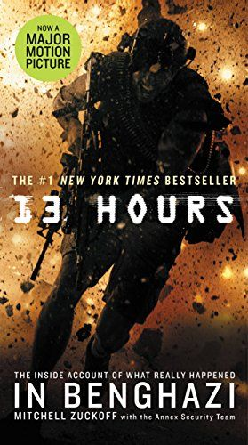 13 Hours: The Inside Account Of What Really Happened In Benghazi, 2014 The New York Times Best Sellers Nonfiction winner, Mitchell Zuckoff with members of the Annex Security Team #NYTime #GoodReads #Books