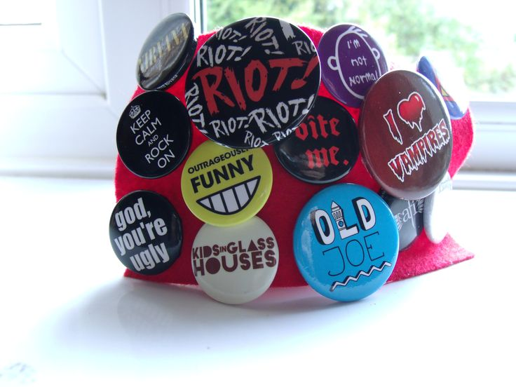 Badges - Typography