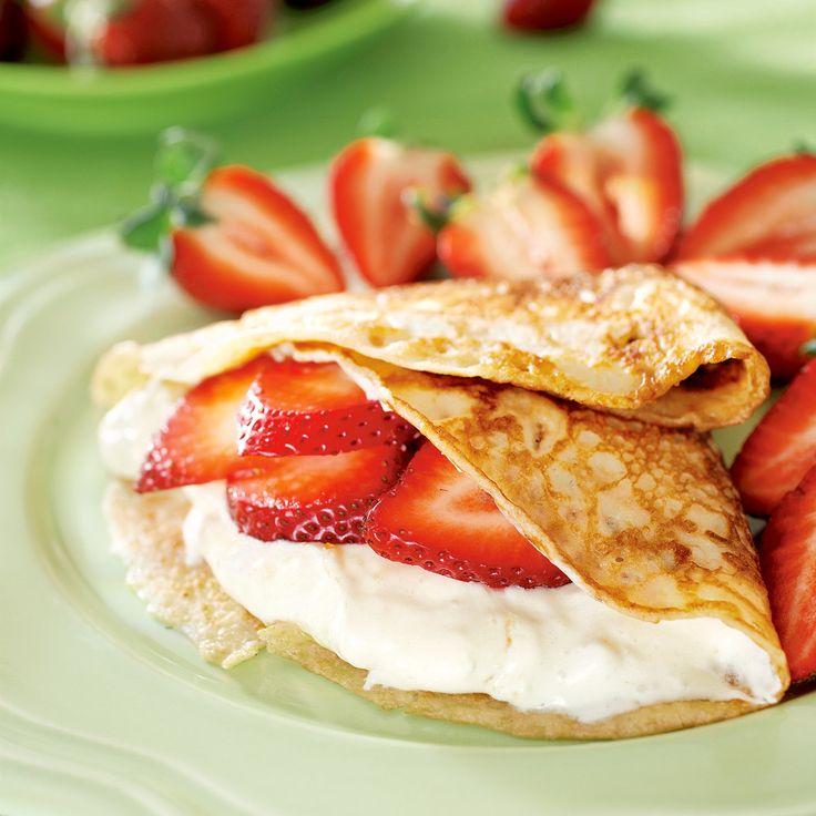 Muurinpohjaletut ja mansikkacreme | K-ruoka