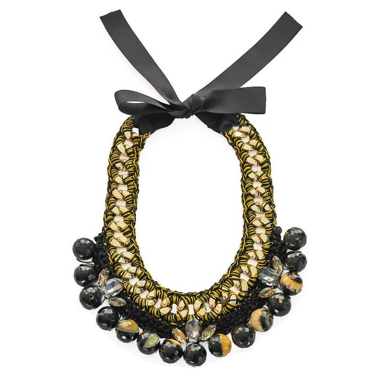 Carijo Necklace | Handmade Jewelry | FLAT 128