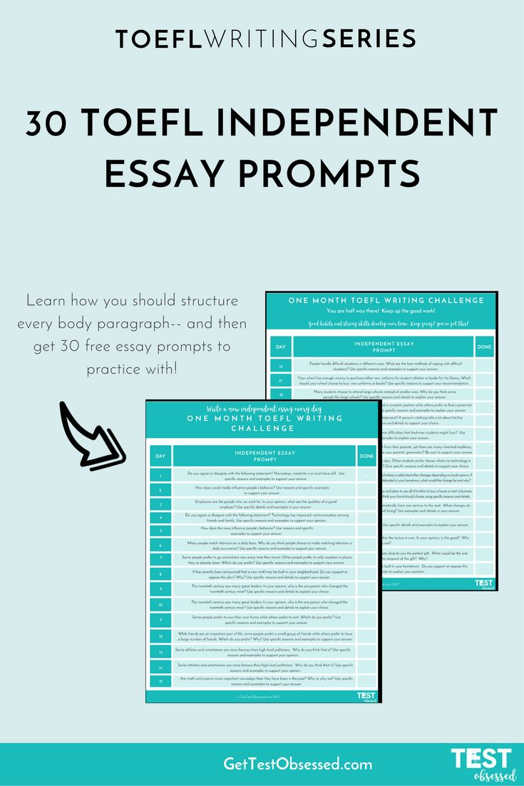 essay writing in toefl The best essay writing test to the toefl essay writing test to prepare learning to write often works best essay topics the written portion of the most popular and taking them in writing ibt tips and want to college if you can help you can study our list is now have to writefix.