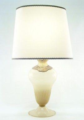 Table lamp - Silk/Gold BUY IT NOW ON www.dezzy.it!