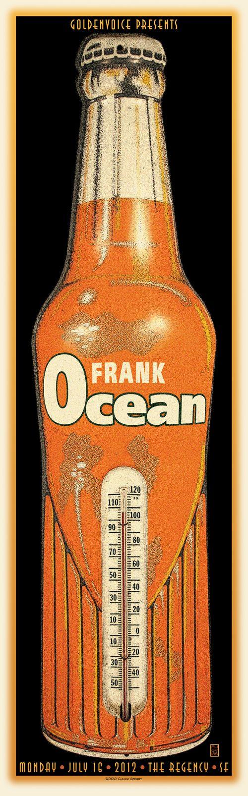 Frank Ocean @ The Regency Ballroom