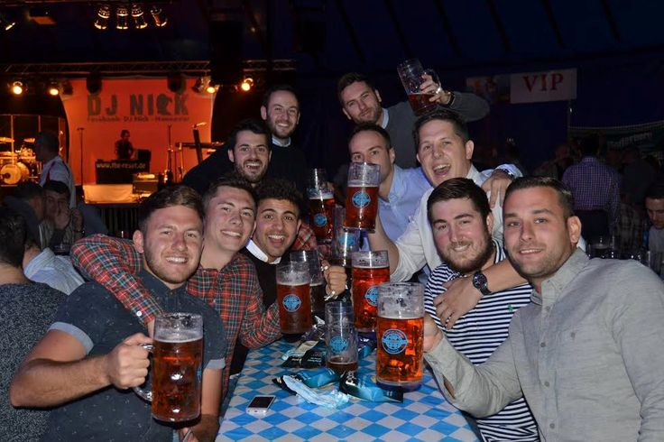 Exactly a month 'till the third Oktoberfest in Birmingham, the event organizers…