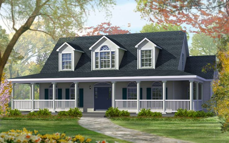 Modular Home Floor Plan Traditional Cape Cods Winchester