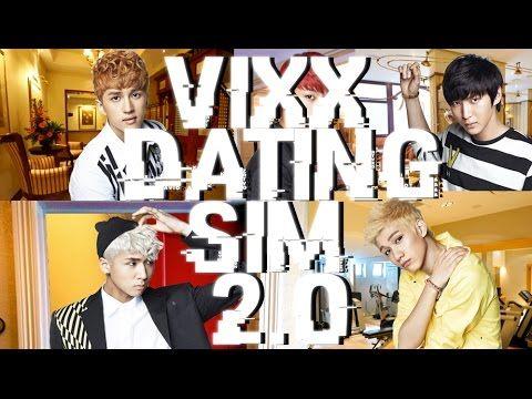 VIXX DATING SIM 2.0 | Dating sim, Vixx, Sims 2