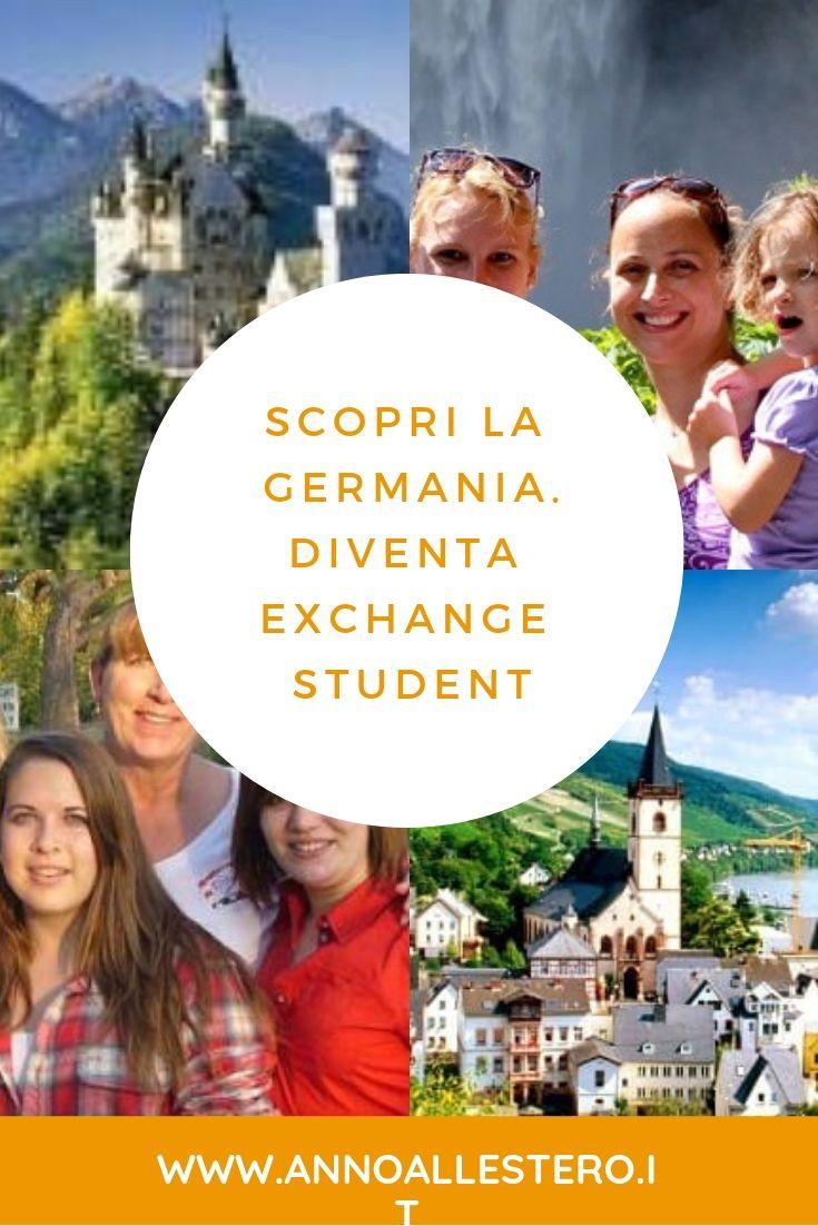 Annoallestero In Germania Studia Per Un Anno Scolastico All