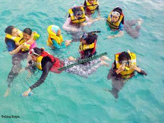 Pulau Sepa | Paket Pulau Seribu Resort: Pulau Sepa Travel Resot Pulau Seribu Jakarta