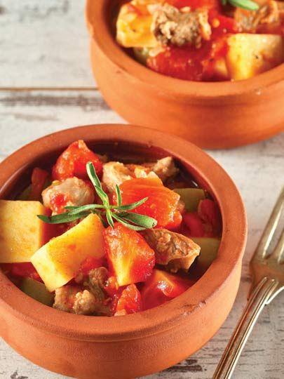 Klasik güveç Tarifi - Türk Mutfağı Yemekleri - Yemek Tarifleri