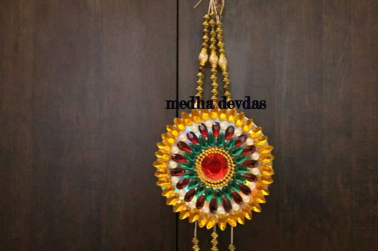 17 best images about kundan works on pinterest crafts for Waste material craft works