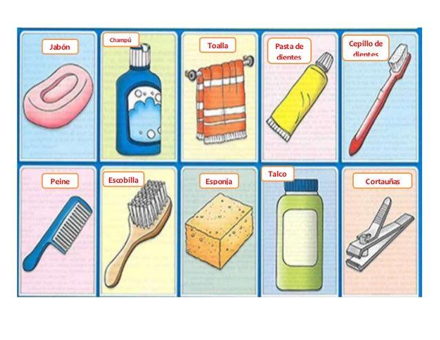 higiene personal