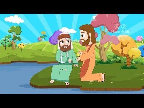 The Good Samaritan Parable - Bible Stories For Children - playlist
