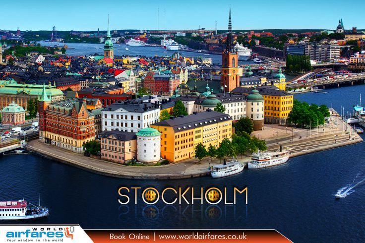 Stockholm, #Sweden:  #Stockholm is the #capital of Sweden and the most populous #city in the #Nordic region, with 923,516 #people living in the #municipality, approximately 1.4 million in the #urban area. |   Source: https://en.wikipedia.org/wiki/Stockholm |   #CapitalsinEurope #MetropolitanStockholm  #StockholmCapital #CapitalofSweden #StockholmUrban #LakeMalaren #WorldAirfares #OnlineFlights #LastMinuteFlights |   Best #OnlineFlightOffers only from: https://www.worldairfares.co.uk/