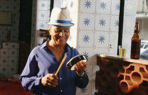 Monarco e Samba da Ouvidor comandam roda no Circo Voador