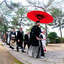 【福岡県久留米市 ホテルニュープラザKURUME・ウェディング】神前式・ホテルニュープラザ KURUME:体験者の写真