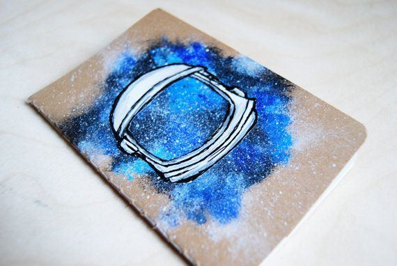 Notebook Universe by WAIQ on Etsy
