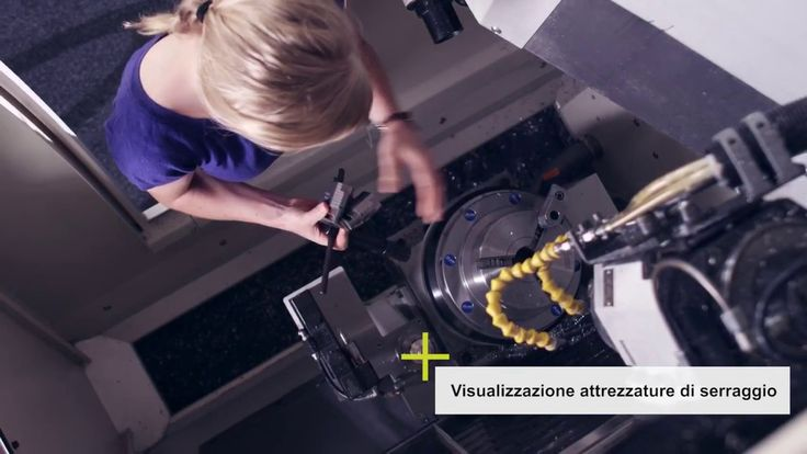 Pacchetto di funzioni Connected Machining HEIDENHAIN: maggiore produttiv...