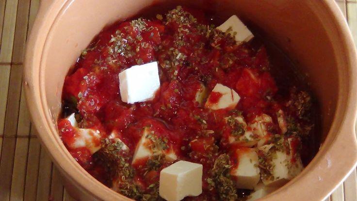 Бугиурди (μπουγιουρντί)- лёгкое в приготовлении и очень вкусное блюдо.