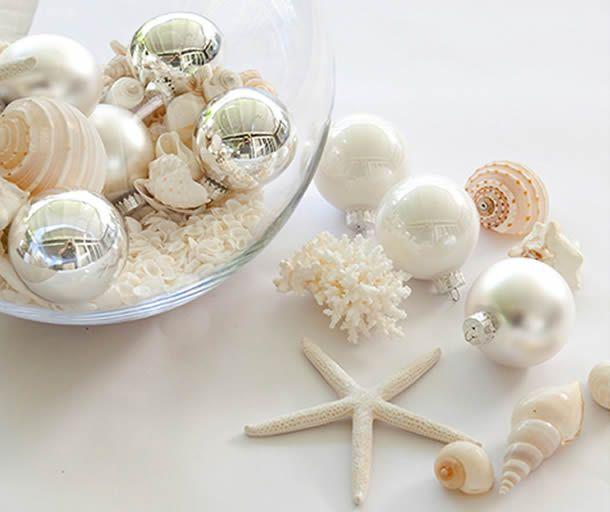 mesa praiana, ano novo, decoração ano novo, mesa ano novo, reveillon, festa na praia, conchas, estrela-do-mar, new year party